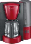 Bosch TKA 6 A 044ComfortLine Filterkaffeemaschine rot/ anthrazit